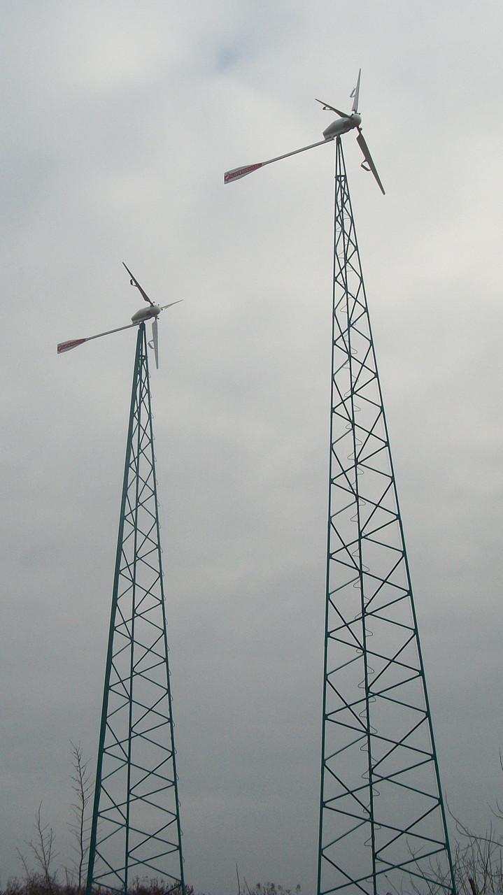 Мачта 17 м для ветрогенератора FLAMINGO AERO FA-4,4