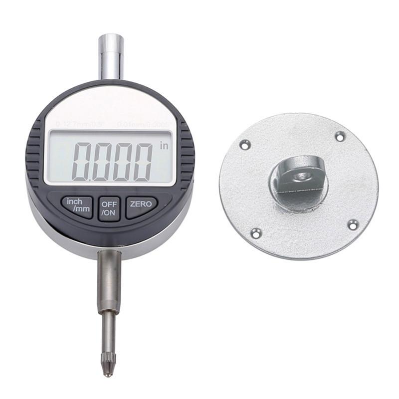 Цифровий індикатор годинникового типу ИЧЦ 0-12,7 мм (0,01 мм) з вушком