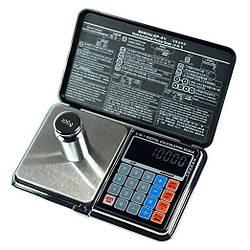 Весы цифровые мультифункциональные 6 в 1 Digital Pocket Scale Precision DP-01 (0,01/200 г) (Весы+калькулятор)