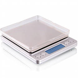 Весы цифровые DTS-300 ( 300г/0,01г ) с функцией счета и съемной крышкой