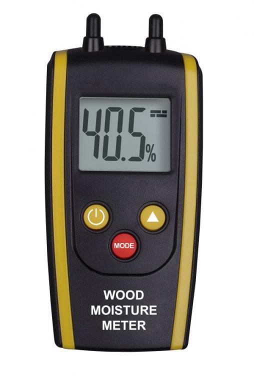 Вологомір деревини і будівельних матеріалів HT-610 ( DT-61 ) (дерево: 6-48%; строй матеріали 0,1-11%) з