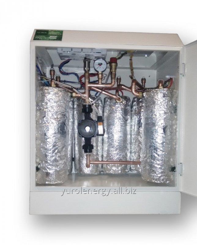 Индукционный Электрический котел ЕТГ.6к– 24 кВт