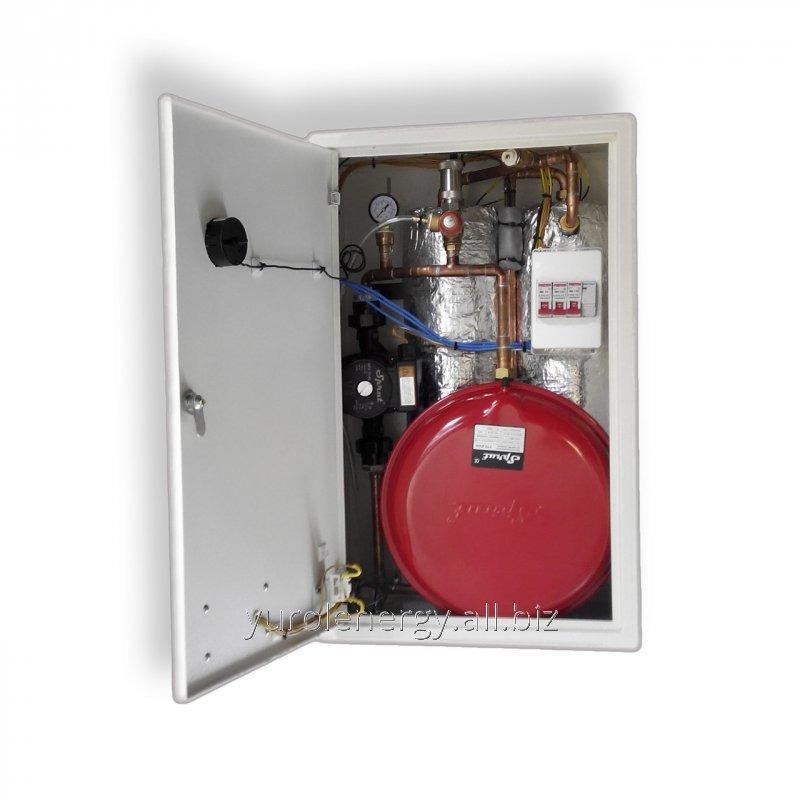 Індукційний котел Електричний Генератор Тепла ЄТГ.2к– 10 кВт|Basic1 (220В)