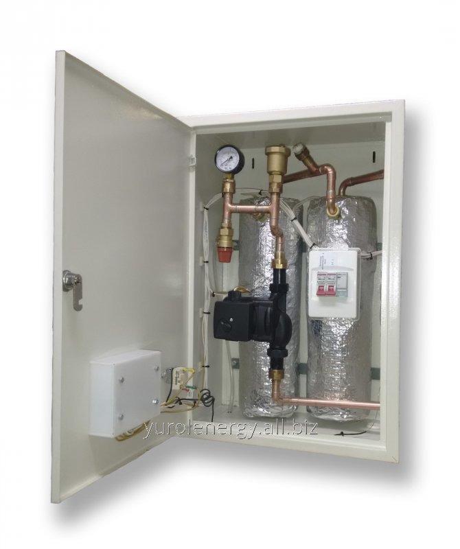 Індукційний котел Електричний Генератор Тепла ЄТГ.2к– 5 кВт|Basic1 (220В)