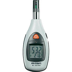 Термогігрометр Voltcraft BL-20 (-20...+60 °C, 0-100 %) Німеччина