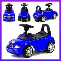 Детская машинка-каталка телокар для детей R - 0033 JOY СИНИЙ автомобиль для мальчиков для девочек