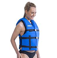 Жилет страховочный JOBE Universal Vest blue, фото 1
