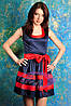 Платье прелесть IR-9002 (синий)