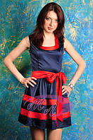 Платье прелесть IR-9002 (синий), фото 1