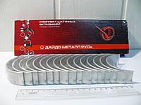 Вкладыши шатунные Р1 КАМАЗ (Р1, Р2, Р3, Р4) (пр-во Дайдо Металл Русь), фото 1