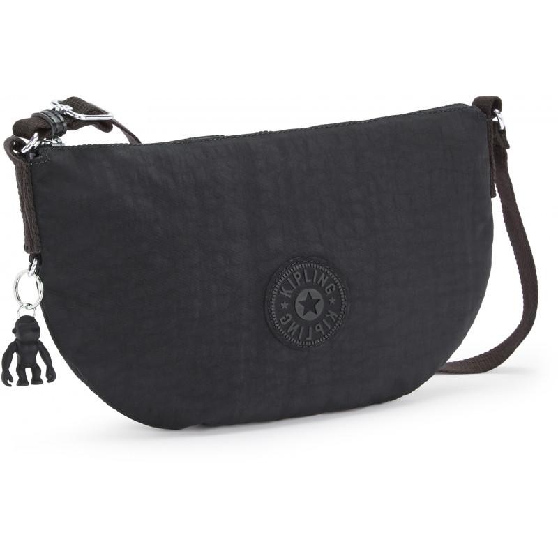 Жіноча сумка Kipling EMELIA Noir Black (P39) KI7130_P39