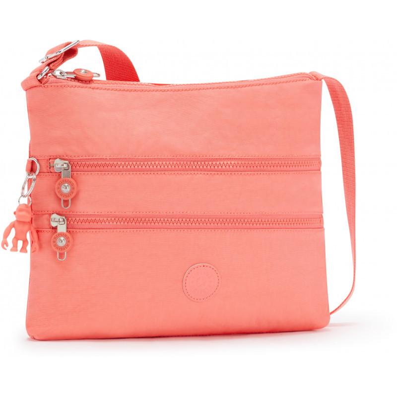 Жіноча сумка Kipling ALVAR Fresh Coral (Z02) K13335_Z02