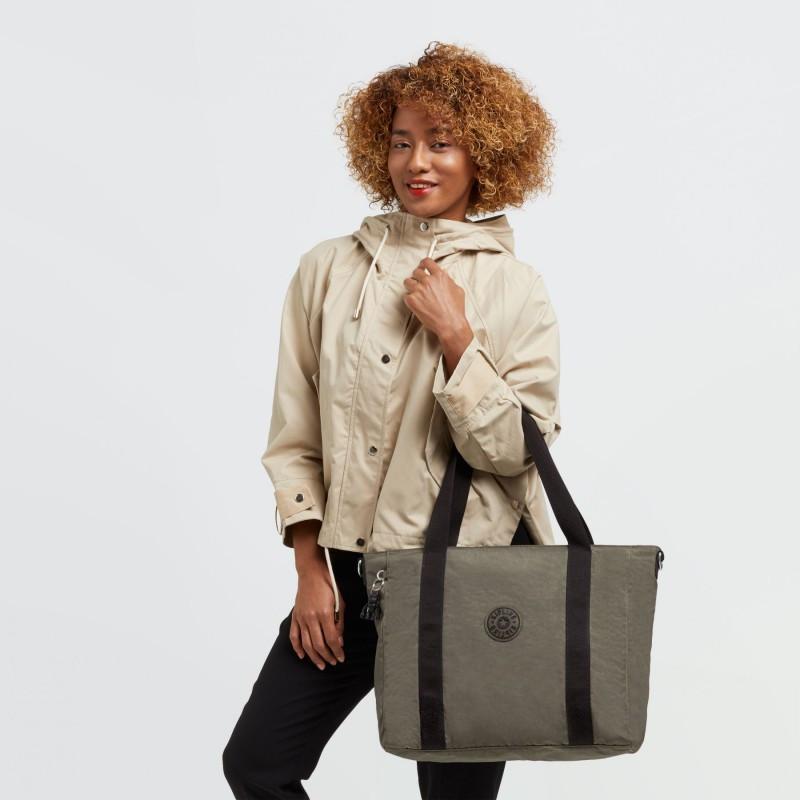 Женская сумка Kipling ASSENI Green Moss (88D) KI5444_88D