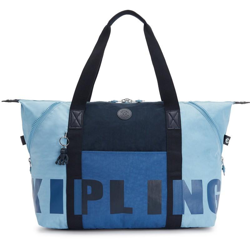 Жіноча сумка Kipling ART M Kipling Bl Blue (85D) KI5354_85D
