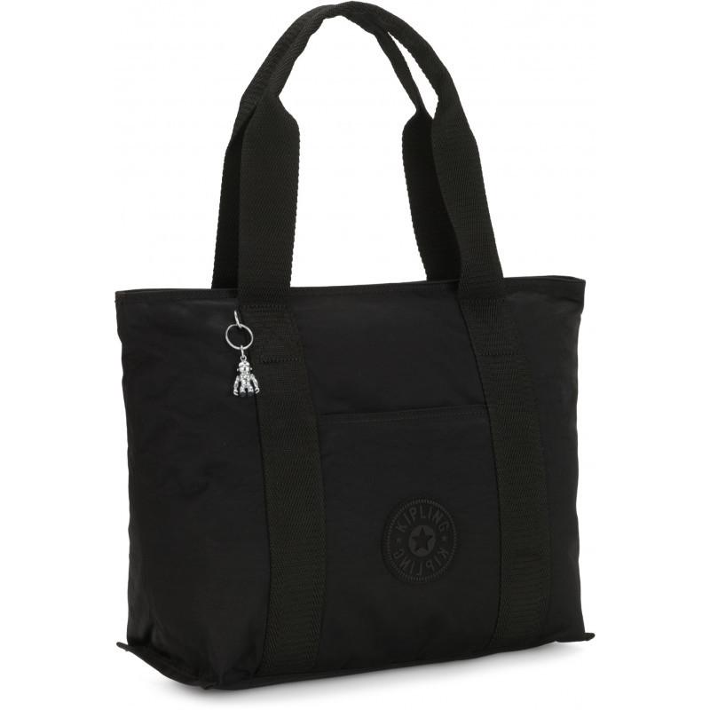 Женская сумка Kipling BASIC ELEVATED / Rich Black O KI5068_59L