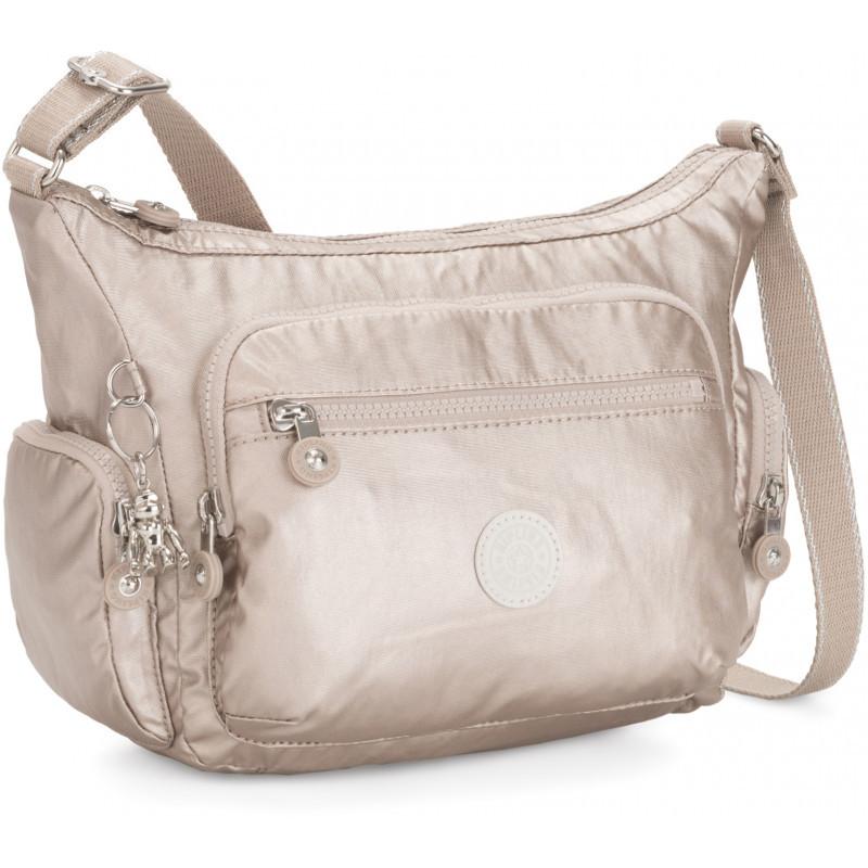 Жіноча сумка Kipling GABBIE S Metallic Glow (48I) KI2532_48I
