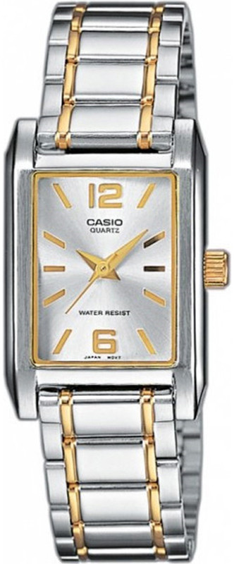 Годинник CASIO LTP-1235SG-7AEF жіночий наручний годинник касіо оригінал