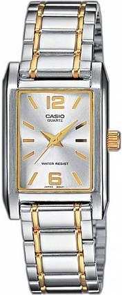 Годинник CASIO LTP-1235SG-7AEF жіночий наручний годинник касіо оригінал, фото 2