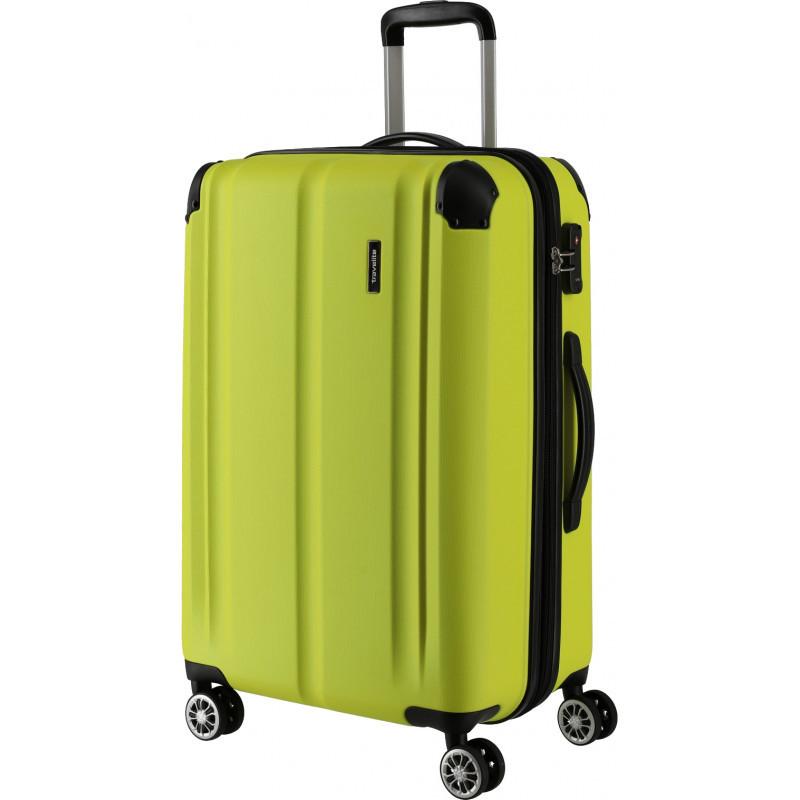 Чемодан Travelite CITY/Limone TL073048-83 средний