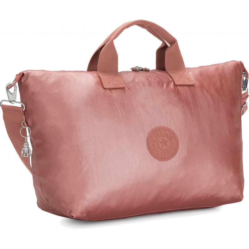 Женская сумка Kipling KALA M Metallic Rust O (Q34) KI5301_Q34