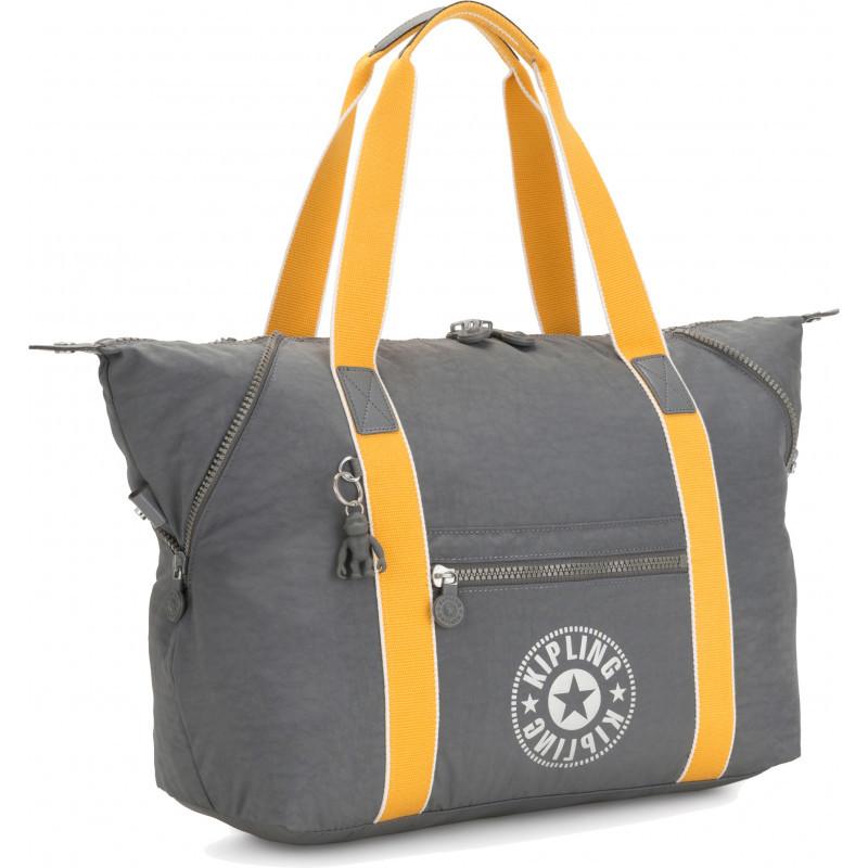 Женская сумка Kipling ART M Dark Carbon Y (49X) KI2522_49X