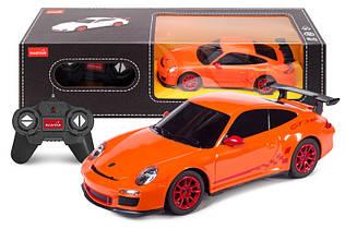 Машинка Порш 911 GT3 RS на радиоуправлении Rastar 39900 масштаб 1:24