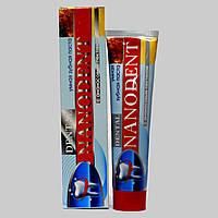 """Зубная паста """"NANODENT"""". Лечебно - проффилактическая против проблем парадантоза"""