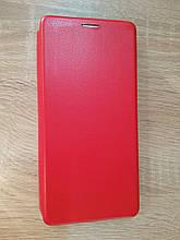 Чехол-книжка для Samsung A21s Level Red