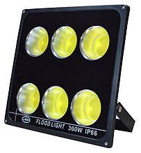 Прожектор промышленный COB LED 300Вт (FL-300-6000-6L)
