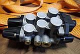 Кран защитный MERCEDES ACTROS ATEGO четырехконтурный клапан МЕРСЕДЕС АТЕГО АКТРОС 4х контурный, фото 2