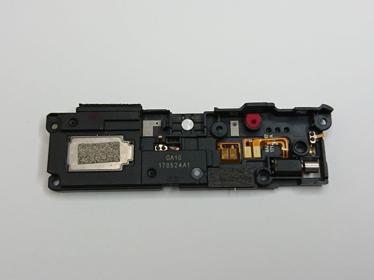 Основной динамик  Xiaomi Redmi Note 4X оригинал б.у.