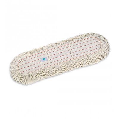 Моп с карманами для сухой уборки и протирки 100см