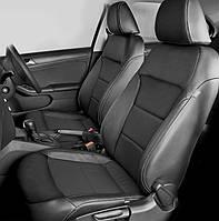 Модельные чехлы на сиденья Volkswagen Golf VI 2008-2012 с подлокотником UnionAvto 100.17.39