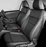 Модельные чехлы на сиденья Volkswagen Golf VI 2008-2012 без подлокотника UnionAvto 100.17.46