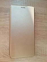 Чехол-книжка для Samsung A21s Level Gold