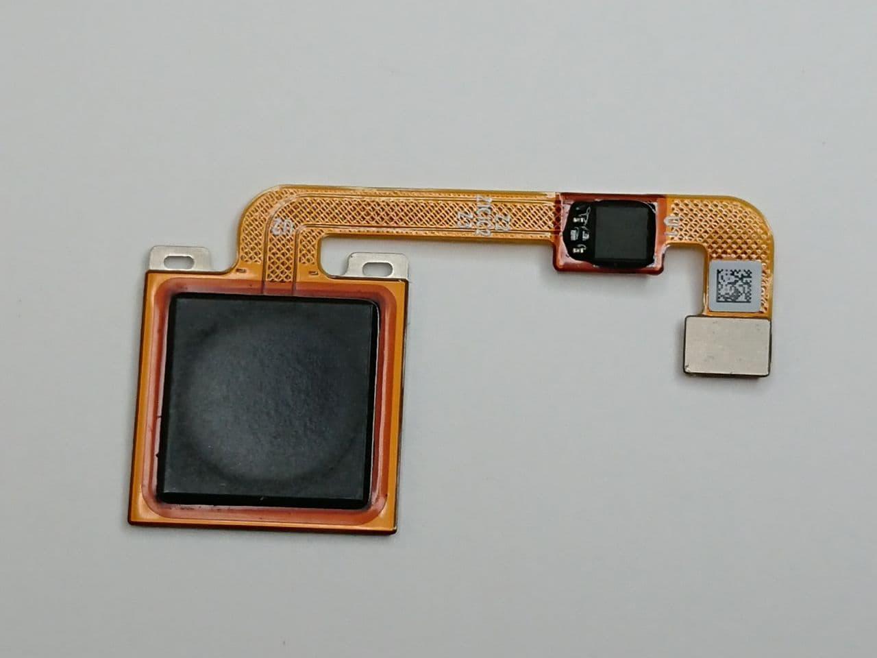 Сканер отпечатка пальца  Xiaomi Redmi Note 4X оригинал б.у.