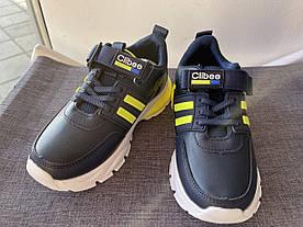 Дитячі кросівки для хлопчика Clibee Румунія розміри 31-36
