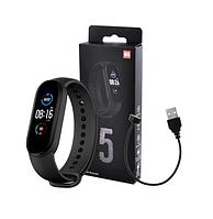 Фітнес браслет M5 Band Smart Watch Bluetooth, фото 1