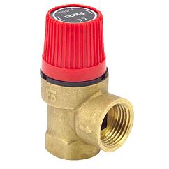 Підривний Клапан для котла 2,0 BAR 1/2вн-1/2вн 117480