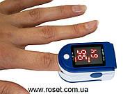 Портативний пульсоксиметр Pulse Oximeter JZK-302, фото 1