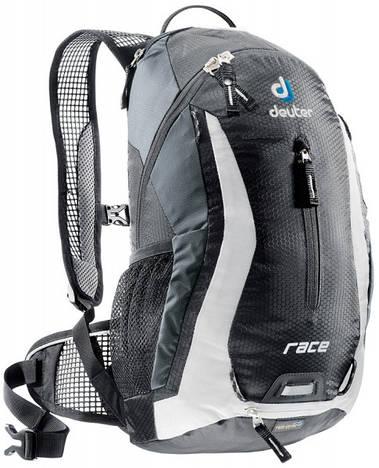 Велорюкзак Deuter Race black/white (32113 7130)