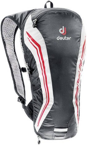 Велорюкзак Deuter Road One black/white (32274 7130)