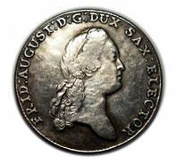 Талер Саксония 1775 №224 копия