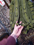 Городской тактический штурмовой военный рюкзак на 40 литров чёрный, зеленый песочный, фото 6