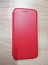 Чехол-книжка для Samsung A10 / M10 Level Red