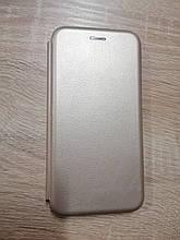 Чехол-книжка для Samsung A10 / M10 Level Gold