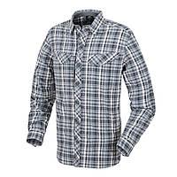 Рубашка с длинным рукавом Helikon-Tex® DEFENDER Mk2 City Shirt® - Stone Plaid S