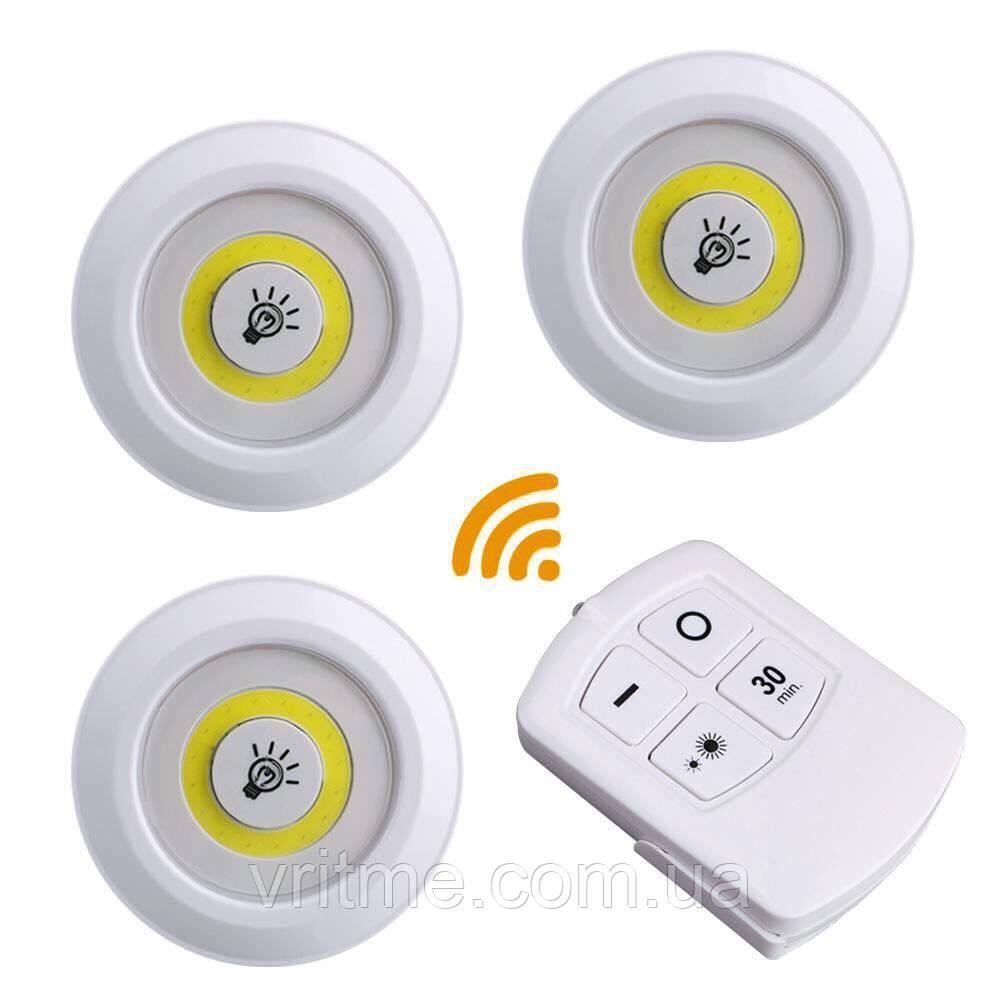 Светильники светодиодные LED настенно потолочные с пультом Led Light With Remote Control