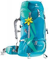 Треккинговый рюкзак для женщин Deuter ACT Lite 35+10 SL petrol/mint (3340015 3217)