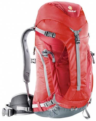 Рюкзак Deuter ACT Trail 32 fire/cranberry (34432 5520)